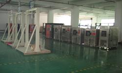 越联检测仪器有限公司展厅